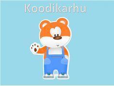 Koodikarhu on koodaamisen opetuspaketti sekä opettajille että oppilaille. Ipad Rules, Coding For Kids, Programming For Kids, Learn To Code, Good Parenting, Early Childhood Education, Primary School, Teacher, Learning