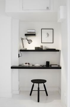 little corner office