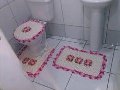 Dica Para Tampa de Vaso em Crochê - Como Fazer Parte 1/3 - YouTube