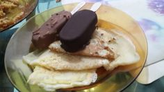 Pancake icecream