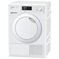 Miele #TKB140WP #Heat #Pump #Freestanding #Tumble #Dryer, #7kg #Load, #A++ #Energy #Rating, #White
