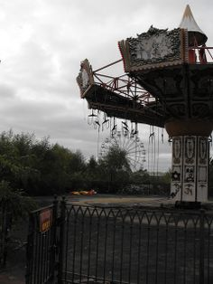 abandoned Six Flags in NOLA on Flickr.