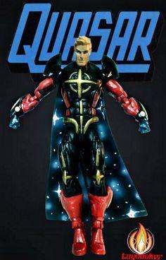 Quasar (Marvel Legends) Custom Action Figure