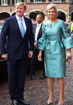 Royalty & Pomp: King Willem Alexander of The Netherlands