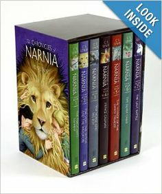 The Chronicles of Narnia (Box Set): C. S. Lewis, Pauline Baynes: 0046594118936: Amazon.com: Books $39.99