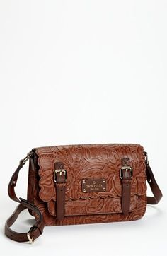 Kate spade new york santa rosalia - scout leather crossbody bag | Nordstrom