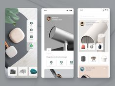 Smart home App Smart home APP design, I hope you like it.(Picture material from the network, if there is infringement, inform than delete. Ui Design Mobile, Web Ui Design, Design Design, Graphic Design, Interior Design, Apps, Mise En Page Web, Smart Home Design, App Design Inspiration