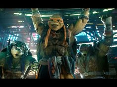 "Which Character From The New ""TMNT"" Movie Are You"