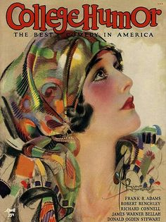 Cover art by Rolf Armstrong.