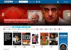 Odeón: la plataforma de contenidos audiovisuales argentinos