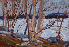 Tom Thomson Gallery, Owen Sound | West Wind