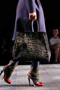 Fendi Fall 2012 Ready-to-Wear Collection Photos - Vogue