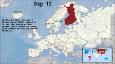 Realistic 2015 World War 3/WW3 Simulation Part 2 Russia/Europe & Brazil in South America