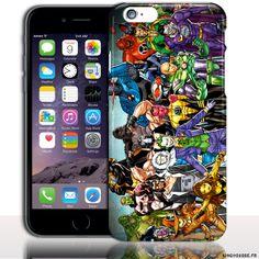 coque iphone 6 comics