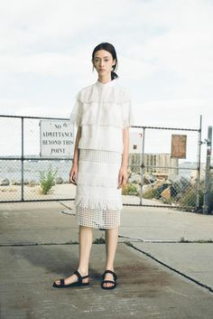 Sea Spring 2015 Ready-to-Wear - Collection - Gallery - Look 1 - Style.com