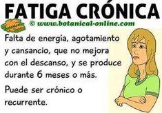 síndrome de fatiga crónica síntomas