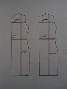 Como Ampliar e Reduzir Moldes – DIY – molde, corte e costura – Marlene Mukai