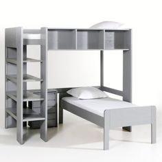 fjord tout un univers modulable lits superposables pour la chambre de vos enfants peuvent. Black Bedroom Furniture Sets. Home Design Ideas