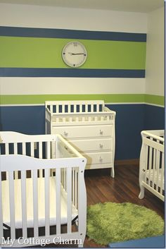 beautiful church nursery (see photo's)