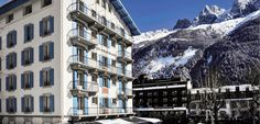 Hotel Mont-Blanc in Chamonix, France offers a luxury experience in an elegant and comfortable setting in the heart of Chamonix. Top Ski, Most Luxurious Hotels, Ski Vacation, Best Spa, Skiing, Europe, France, Luxury, Chalets