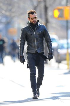 justin theroux fashion men tumblr style sunglasses black on black