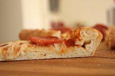 Best Quick pizza crust dough!!!