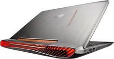 ASUS ROG G752VYDH72 17Inch Gaming Laptop Nvidia GeForce GTX 980M 4 GB VRAM 32 GB DDR4 1 TB 256 GB NVMe SSD *** ON SALE Check it Out