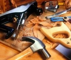 Here you will find tips and ideas for easy woodworking projects you can build in a short amount of time with the most basic of carpentry tools....