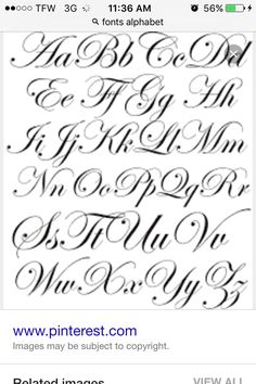 Tattoo Schriften Vorlagen - 40 Designs Posts | Fancy letters ...