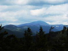 Au loin le mont Washington Crédit photo : F. Champagnat