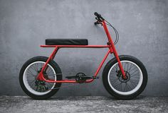 "COAST CYCLE # ""Ruckus"" Electric Cruiser"