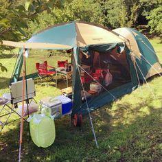 キャンプ/テント…などのインテリア実例 - 2015-07-11 01:50:46
