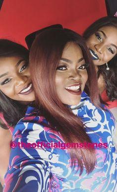 Pregnant Funke Akindele Releases New Photos