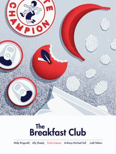 The Breakfast Club by BIGEYE agency - Emilio Estevez