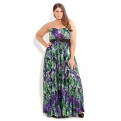 All eyes will be upon you when you step out in this breathtaking Diana Pleat Maxi Dress. Boasting a beautiful abstract floral print, this dress features a sweetheart neckline, lightly padded bodice with an elasticised back for extra comfort, beaded waist band, self-tie sash back to cinch you in at the waist and a flowing pleated skirt. This fully lined dress is an absolute dream to wear.
