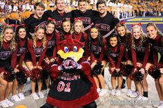 Gamecock cheer! #Gamecocks