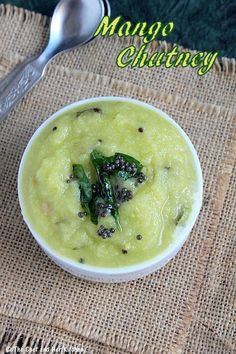 Totapuri Mango Chutney | Easy Chutney Recipes