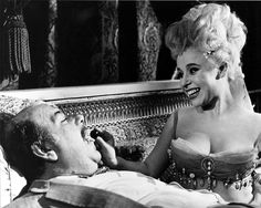 Barbara Windsor. Carry On Spying. 1964