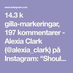 "14.3 k gilla-markeringar, 197 kommentarer - Alexia Clark (@alexia_clark) på Instagram: ""Shoulder Burnout 30seconds each no rest 3-4 rounds www.alexia-clark.com #alexiaclark…"""