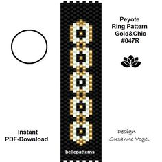 87 best peyote images on pinterest bead patterns beading patterns size cm x cm x odd count beads miyuki delica coupons codes previous knowledge peyote stitch the pattern does fandeluxe Choice Image