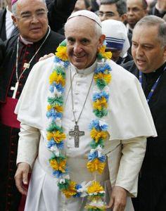 Papa Francisco (JMJ Rio 2013)