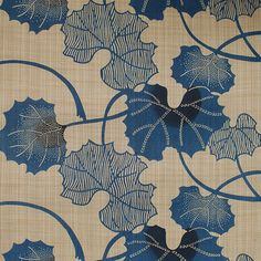kimono fabric Japanese Textiles, Japanese Fabric, Japanese Prints, Japanese Design, Japanese Art, Motifs Textiles, Textile Patterns, Textile Design, Print Patterns