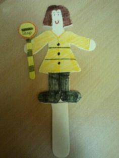 Lollipop lady
