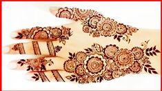 Beautiful Arabic Mehndi Designs, Kashee's Mehndi Designs, Mehndi Designs Front Hand, Latest Bridal Mehndi Designs, Mehndi Designs For Girls, Henna Designs Easy, Mehndi Designs For Fingers, Mehndi Design Images, Beautiful Mehndi