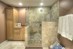 Master Bathroom Remodeling Project, New Hope, PA renovate Half Bathroom Decor, Very Small Bathroom, Modern Bathroom Design, Master Bathroom, Bathroom Ideas, Bath Ideas, Bathroom Renovations, Home Remodeling, Dream Bathrooms