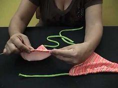 Con Minauri puedes aprender las técnicas para la confección de trajes de baño. Paso a paso, desde el patrón hasta el traje de baño listo para tu estreno, par...
