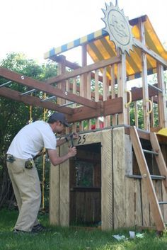 Chicken Coop Playset