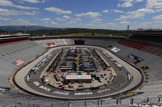 Bristol Dirt: How the NASCAR dirt race came to be Dirt Racing, Nascar Racing, Bristol Motor Speedway, Brad Keselowski, Double Header, College Football Games, May 31, Joey Logano, Sprint Cars