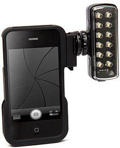 #ThinkGeek                #ThinkGeek                #Manfrotto #ML120 #Hotshoe #Panel #KLYP #Case #iPhone                         Manfrotto ML120 Hotshoe LED Panel + KLYP Case For iPhone                                                http://www.seapai.com/product.aspx?PID=1806527