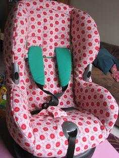lila: De autostoel